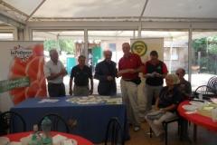 3 ottobre 2012 - Archi di Claudio Golf Club