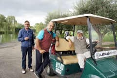 20 ottobre 2016 - Golf Club Parco de Medici